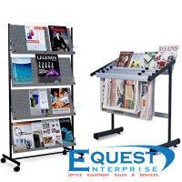 Magazine Newspaper Rack