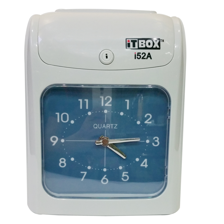 itbox electronic time recorder i52a